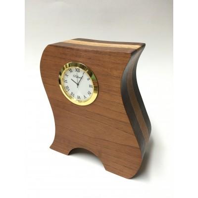 Horloge en bois 6 pouces